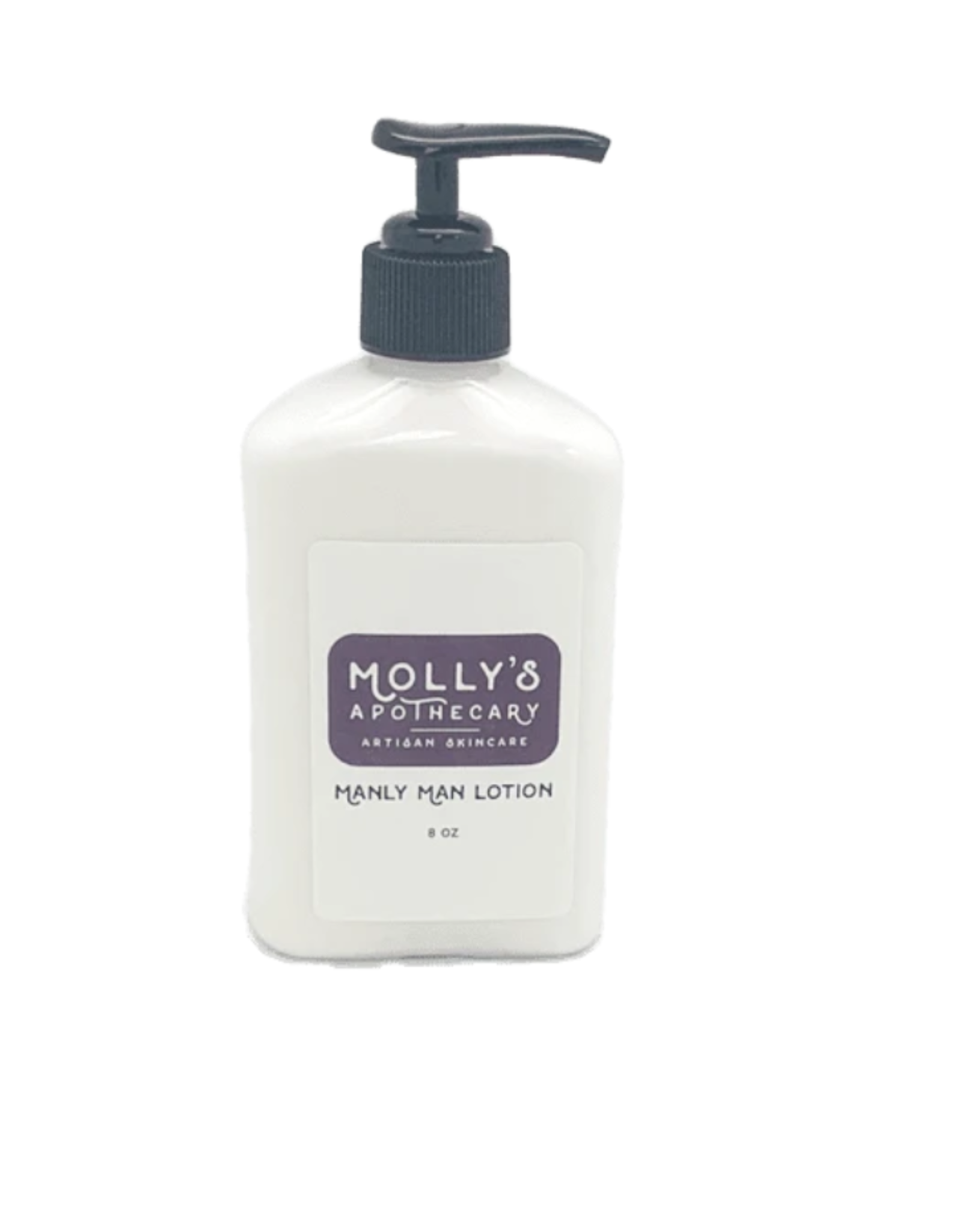 Molly's Apothecary Molly's Apothecary - Manly Man Lotion 8oz