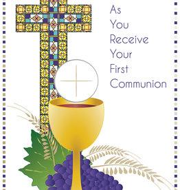 Pictura Pictura - Communion Card 60202