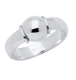 Lestage - Classic Cape Cod Ring Size 6 Sterling Silver