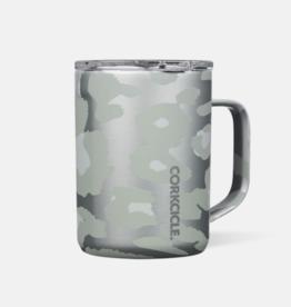 Corkcicle Corkcicle - 16oz Mug Snow Leopard