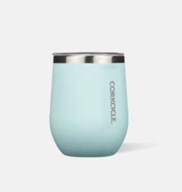 Corkcicle Corkcicle - 12oz Stemless - Powder Blue