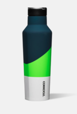 Corkcicle Corkcicle - 20oz Sport Canteen - Electric Green