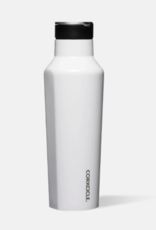 Corkcicle Corkcicle - 20oz Sport Canteen - Gloss White