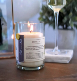 Rewined Rewined - Prosecco Candle