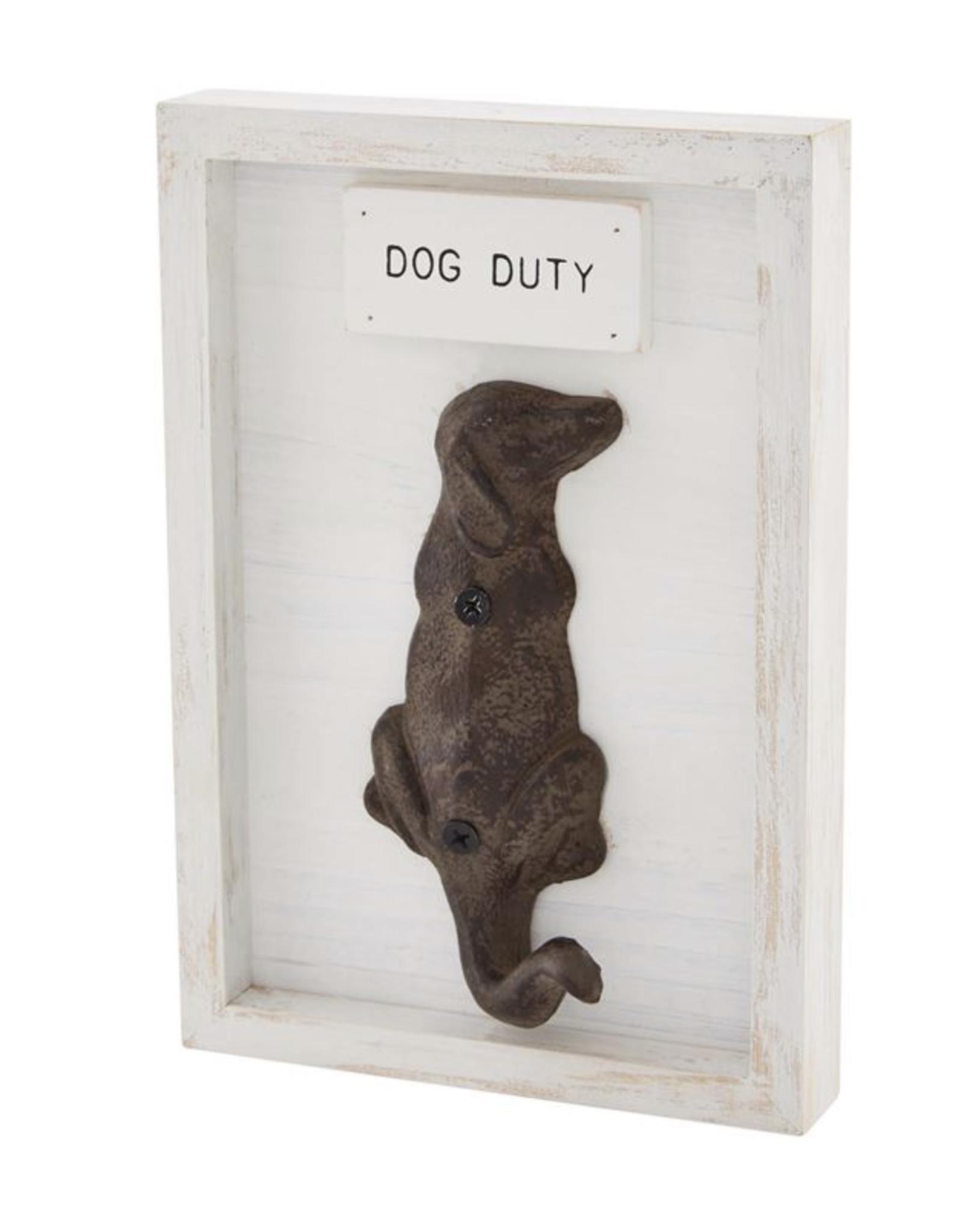 Mud Pie Mud Pie - Dog Hook