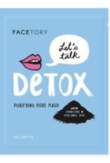 FaceTory FaceTory - Let's Talk Detox Mask