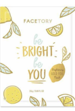 FaceTory - Be Bright Be You Foil Mask