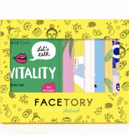 FaceTory FaceTory - 7 Days of Masking Gift Set