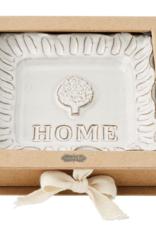 Mud Pie Mud Pie - Welcome Trinket Dish - Home