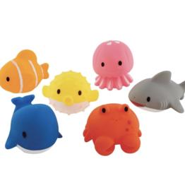 Mud Pie Mud Pie - Ocean Friends Bath Toy Set