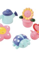 Mud Pie Mud Pie - Garden Bath Toy Set