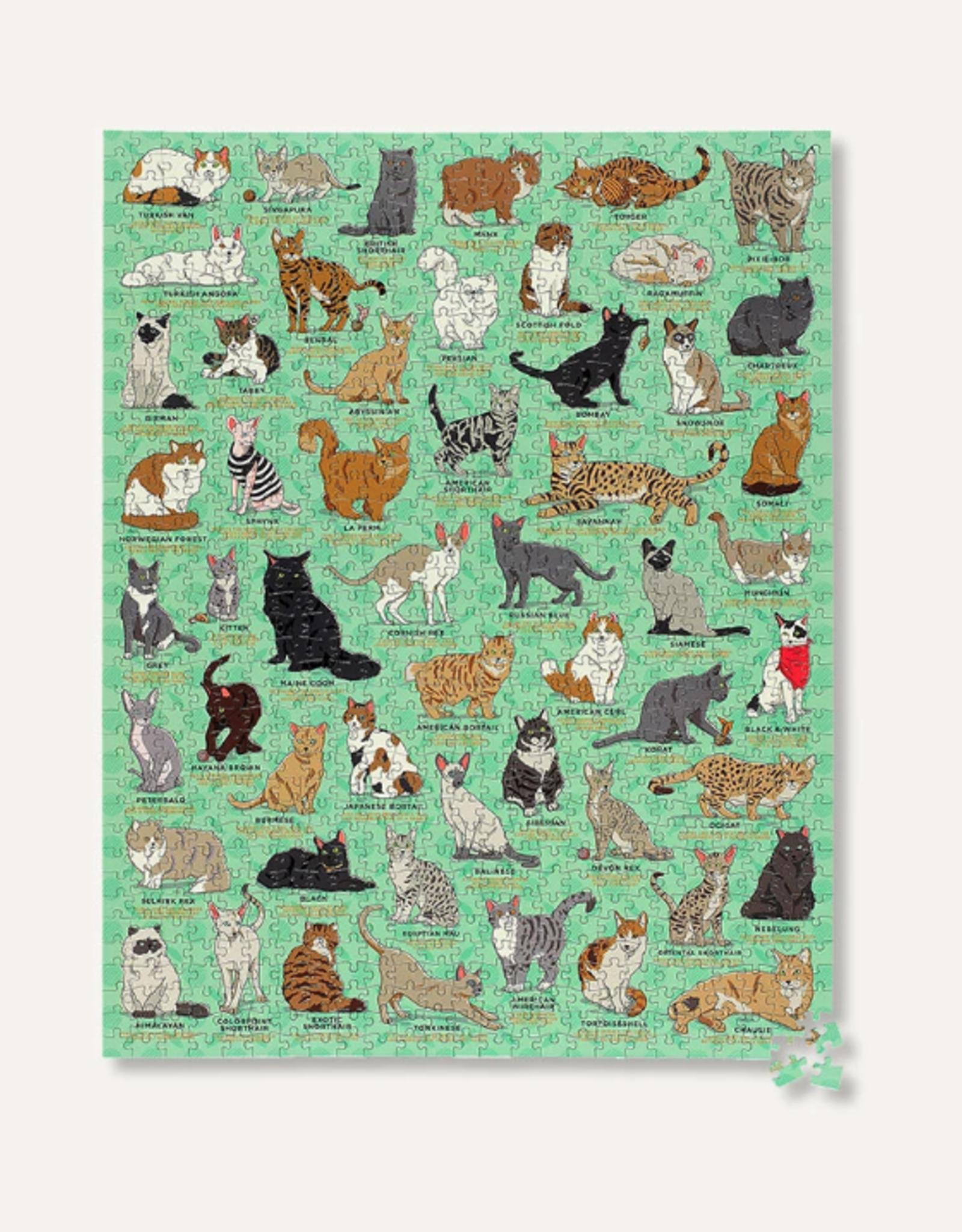 Ridleys - 1000pc Cat Puzzle