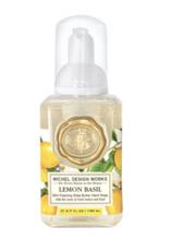 Michel Design Works Michel Design Works - Lemon Basil Mini Foaming Soap