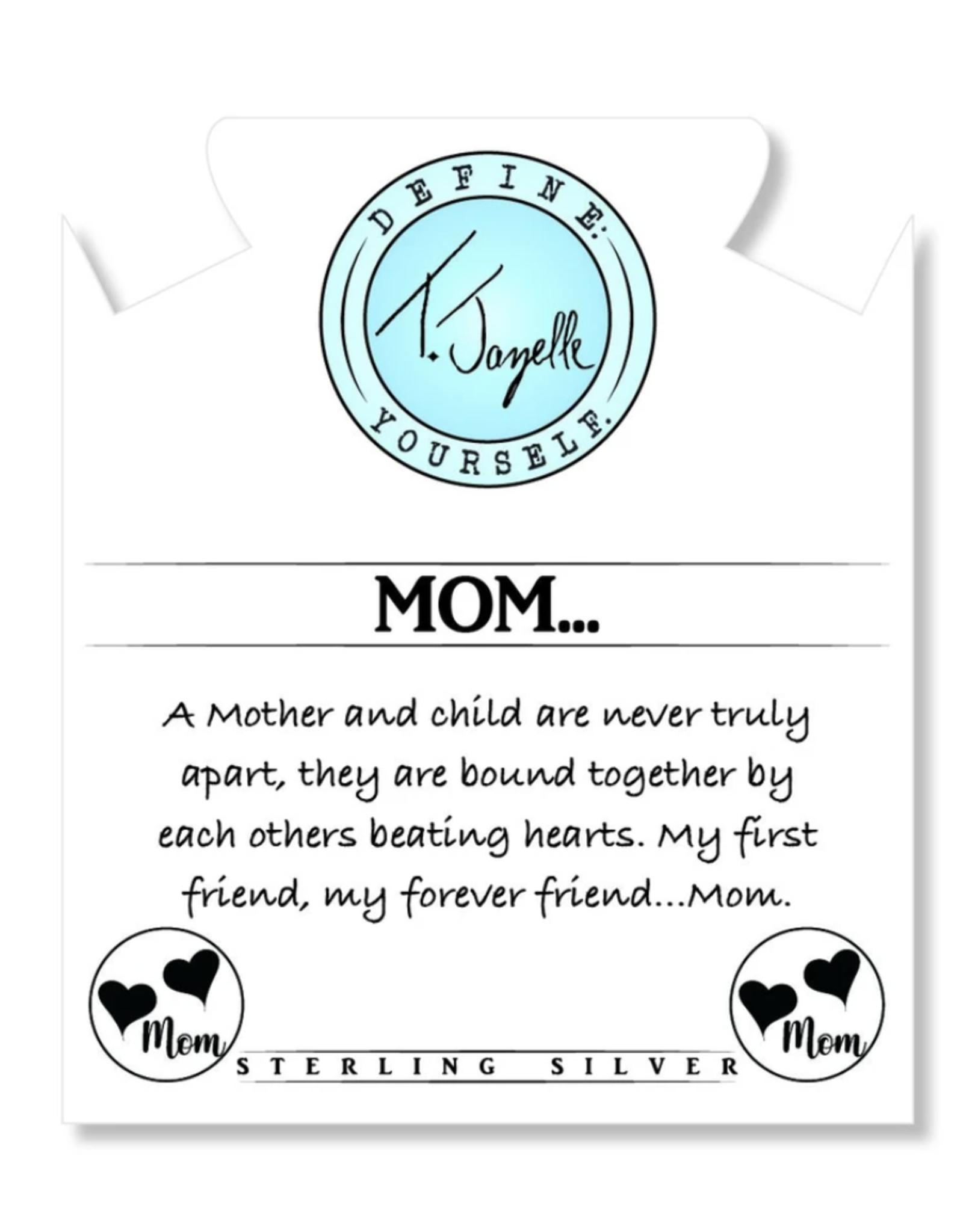 T. Jazelle T. Jazelle - Rose Quartz Mom Hearts