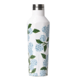 Corkcicle Corkcicle - 16oz Canteen - Rifle Paper Hydrangea