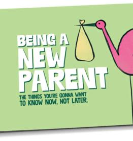 Papersalt - Being a New Parent Book