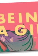 Papersalt - Books Being a Girl Book