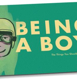 Papersalt - Books Being a Boy book