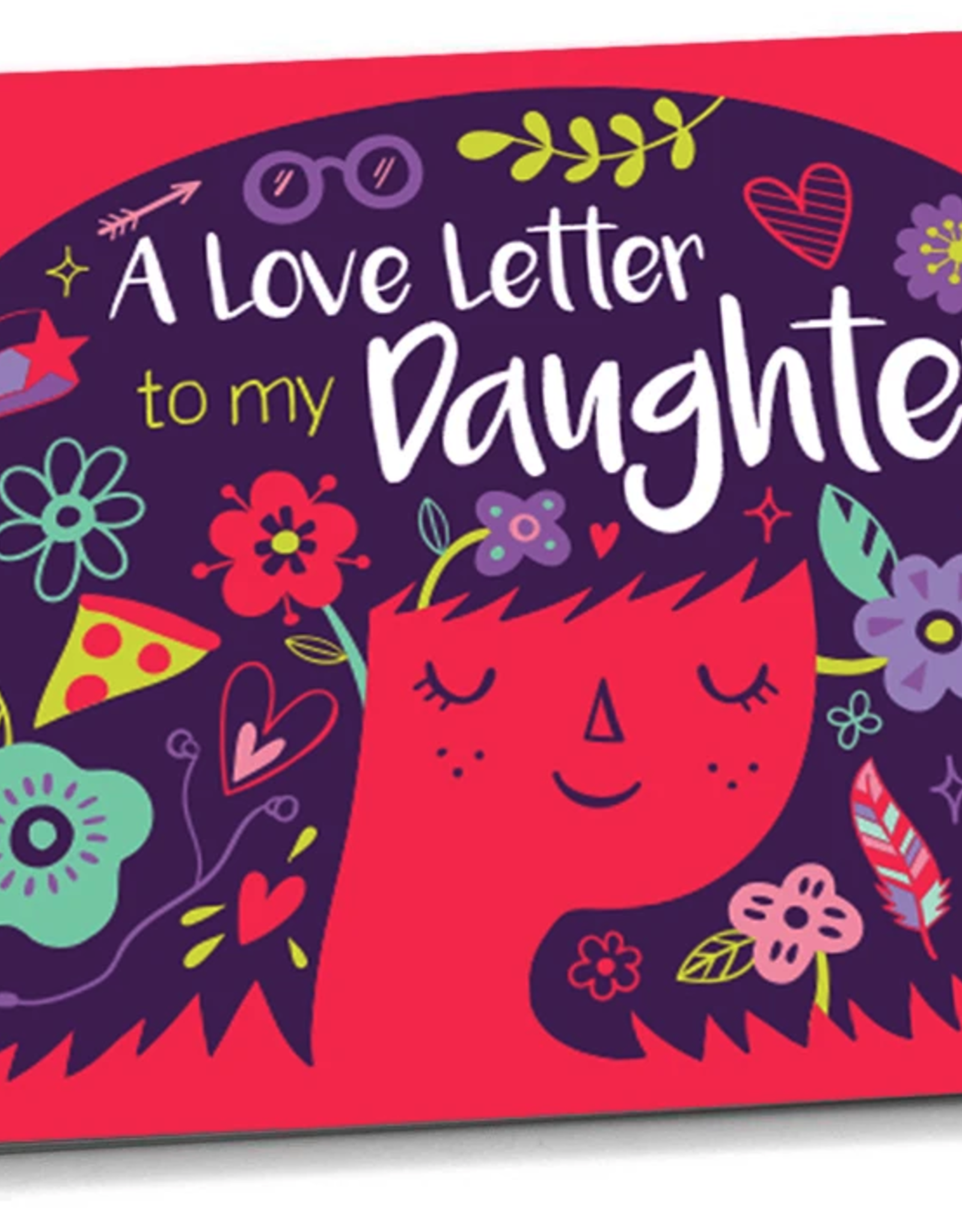 Papersalt - Books Love Letter To My Daughter Book