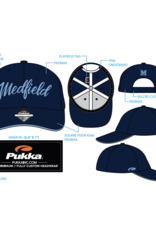 Pukka - Medfield Hat - Medfield on Font with Small M on Back