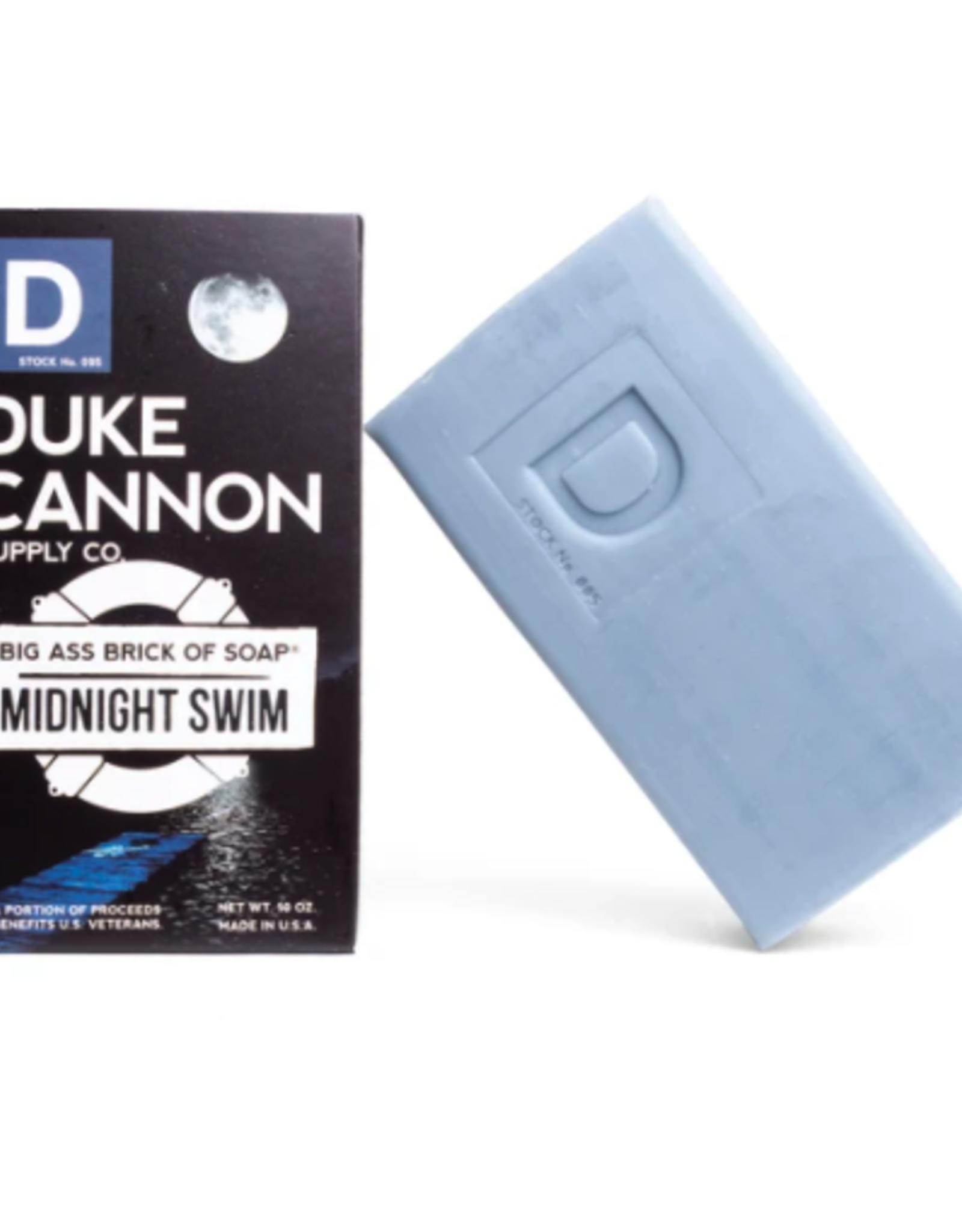 Duke Cannon Duke Cannon - Big Bar Of Soap Midnight Swim