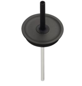 Hydro Flask Hydro Flask - Medium Press-In Straw Lid Black
