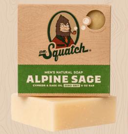 Dr. Squatch Dr. Squatch - Alpine Sage Soap
