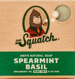 Dr. Squatch Dr. Squatch - Spearmint Basil Soap