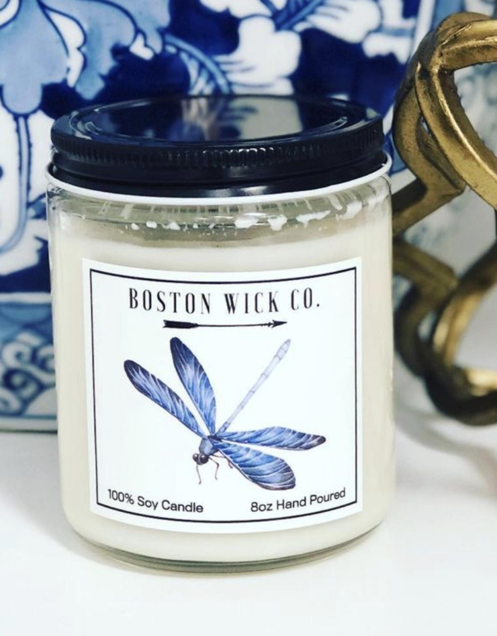 Boston Wick Boston Wick Company - Dragonfly Candle
