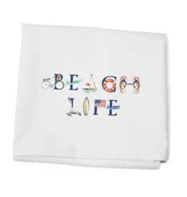 Tina Labadini Designs Tina Labadini Designs - Beach Life Tea Towel
