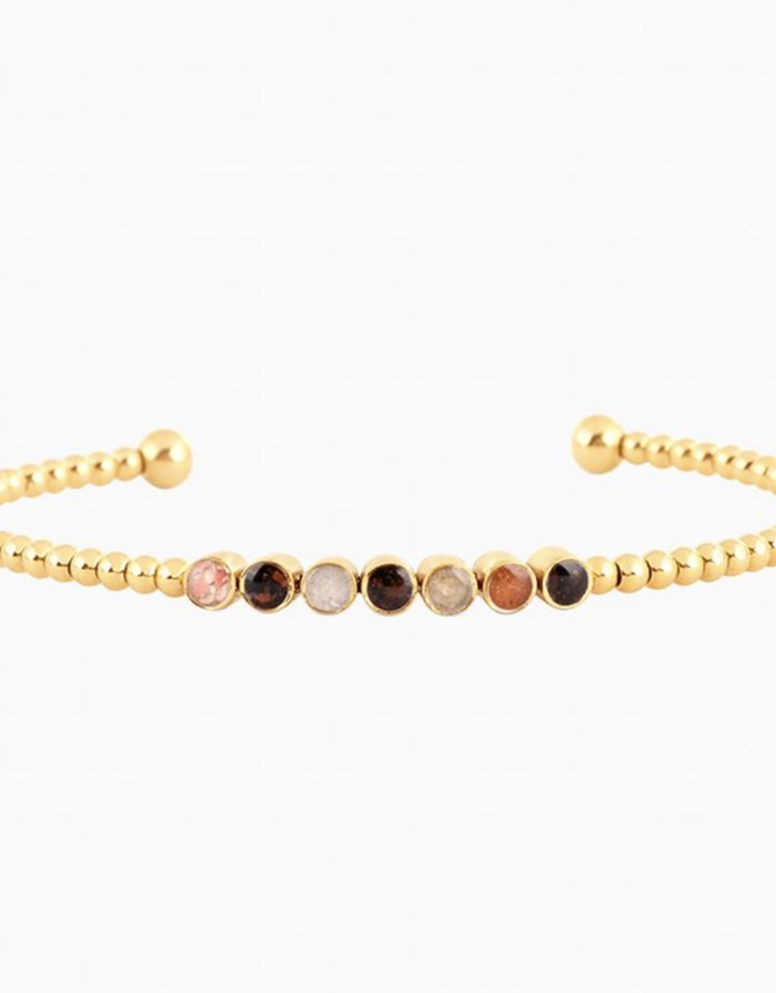 Dune Jewelry Dune Jewelry - The World Is Yours Bracelet