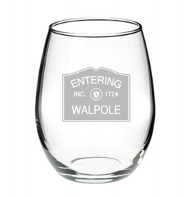 Walpole Glassware - Entering Walpole Stemless Inc. 1724