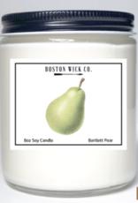 Boston Wick Boston Wick Company - Pear Candle