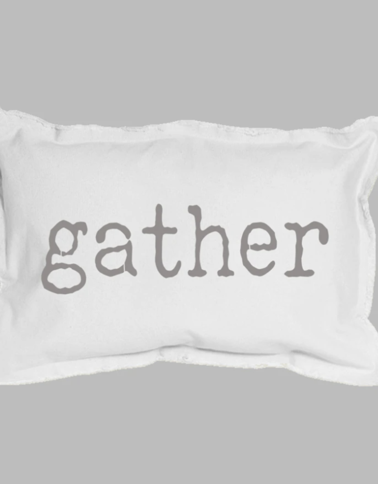 "Rustic Marlin Rustic Marlin - 12""x18"" Gather Pillow"
