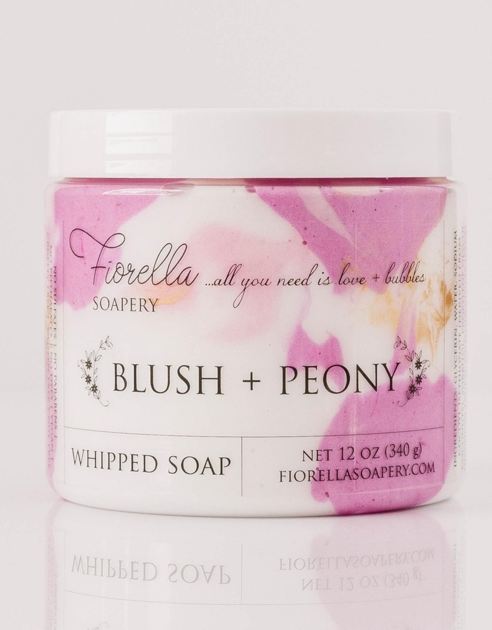 Fiorelle Soapery Fiorelle Soapery - 12oz Whipped Soap
