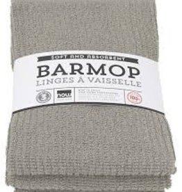 "NOW DESIGNS NOW DESIGNS Barmop Towels Set London Grey 16x18"""