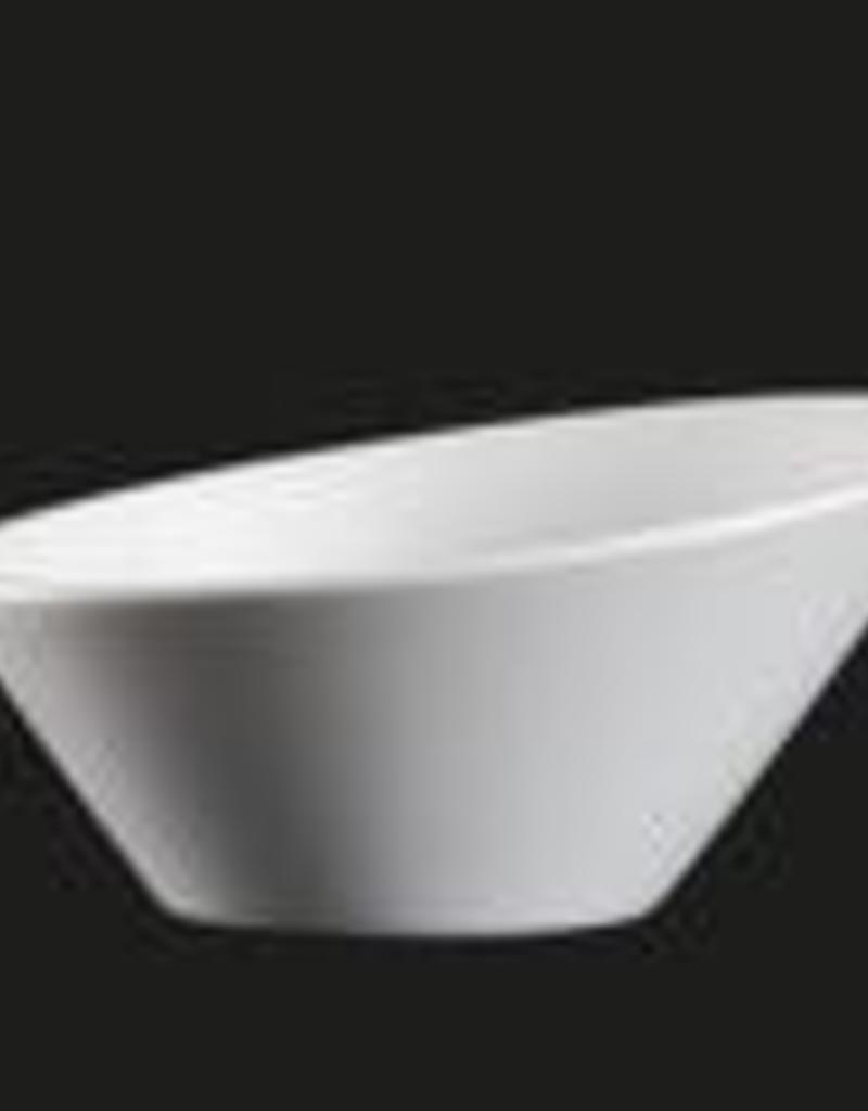 "UNIVERSAL ENTERPRISES, INC. 6"" Slanted Bowl 10 Oz. this replaced AW-0244"