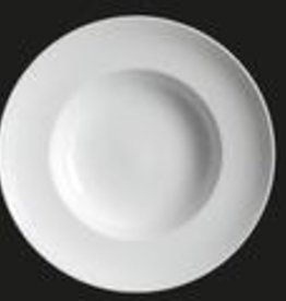 "UNIVERSAL ENTERPRISES, INC. 10"" Wide Rim Soup Plate"