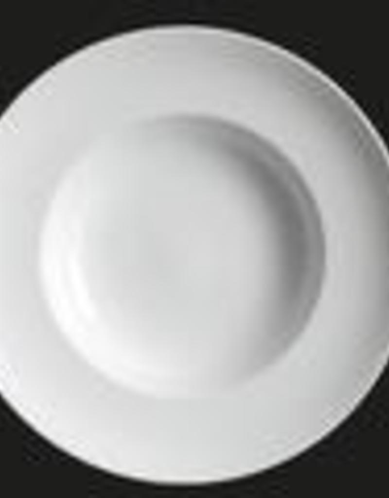 """UNIVERSAL ENTERPRISES, INC. 10"""" Wide Rim Soup Plate 12/cs"""