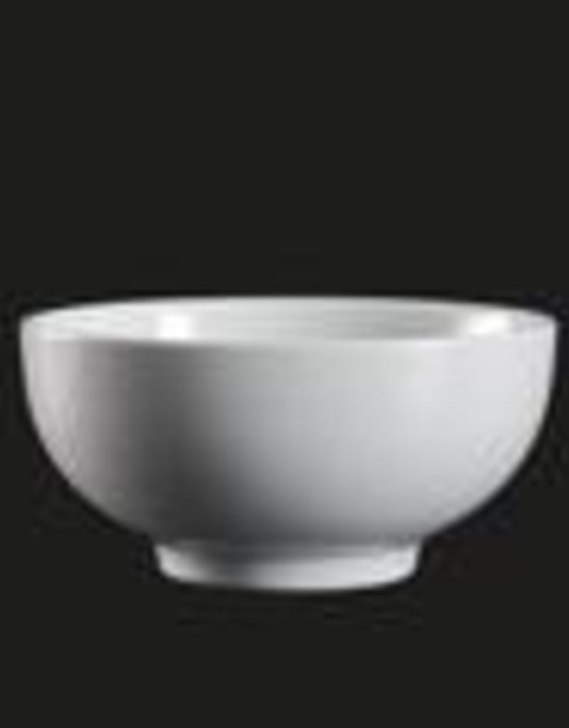 "UNIVERSAL ENTERPRISES, INC. 7"" Round Footed Bowl 32 Oz. white 12/cs"