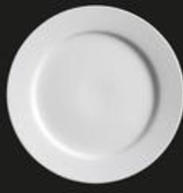 "UNIVERSAL ENTERPRISES, INC. 9"" Rd. Luncheon Plate"