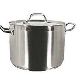 THUNDER GROUP, INC 24 Qt 18/8 S/S Stock Pot w/ Lid
