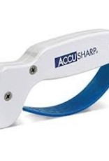 ACCUSHARP Regular Knife Sharpener White/Blue