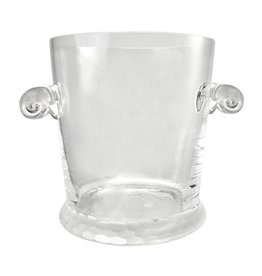 "ARTLAND, INC ICE BUCKET PRESCOTT 7"" H GLASS"