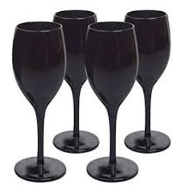 ARTLAND, INC Artland Wine Glass - Black
