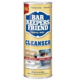 Cleanser and Polish 21oz Bar Keepers Friend