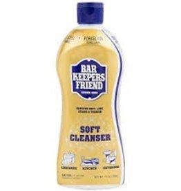 Liquid Soft Cleanser 13oz Bar Keepers Friend