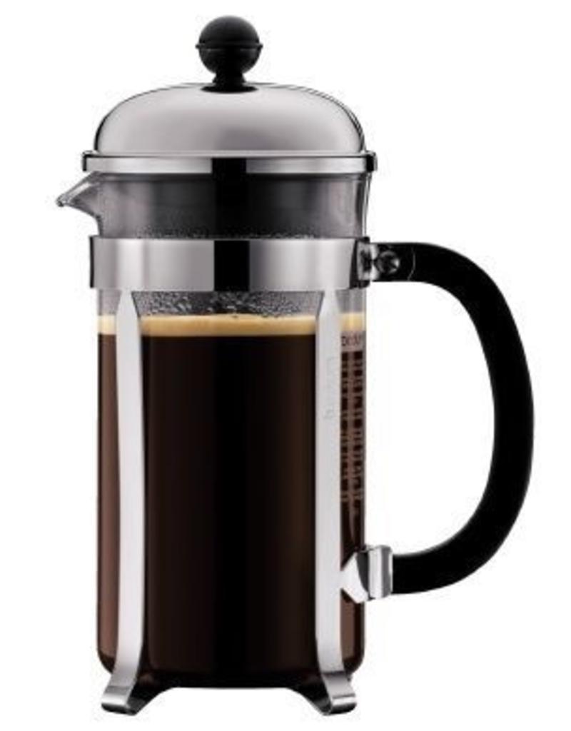 BODUM BODUM Chambord 8 cup  Coffee Maker 1.0 L 34 Oz.