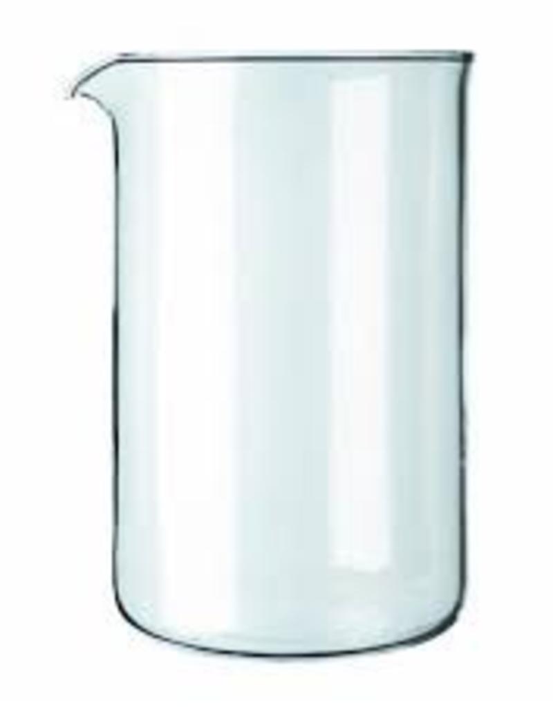 "BODUM BODUM Spare Beaker 3cup, 0.35L, 12oz 7.7x5.1"""