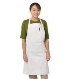 Chef Revival Bistro Apron, White